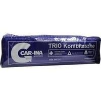 Senada CAR-INA Kombitasche Trio blau, 1 ST, Erena Verbandstoffe GmbH & Co. KG