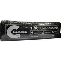Senada CAR-INA Kombitasche Trio schwarz, 1 ST, Erena Verbandstoffe GmbH & Co. KG