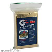 Senada CAR-INA Rettungsdecke 3er Pack, 1 ST, Erena Verbandstoffe GmbH & Co. KG