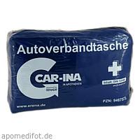Senada CAR-INA Autoverbandtasche blau, 1 ST, Erena Verbandstoffe GmbH & Co. KG