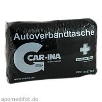 Senada CAR-INA Autoverbandtasche schwarz, 1 ST, Erena Verbandstoffe GmbH & Co. KG