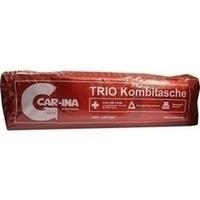 Senada CAR-INA Kombitasche trio rot, 1 ST, Erena Verbandstoffe GmbH & Co. KG