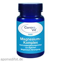 CentroVit basic Magnesium Komplex, 100 ST, Austrinus GmbH