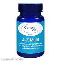 CentroVit basic A-Z Multi, 180 ST, Austrinus GmbH
