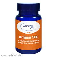 CentroVit Sport Arginin 500, 90 ST, Austrinus GmbH