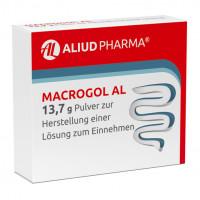 Macrogol AL 13.7g Pulver z. Herstellung e. Lösung, 50 ST, Aliud Pharma GmbH
