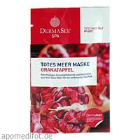DermaSel Maske Granatapfel SPA, 12 ML, Fette Pharma GmbH
