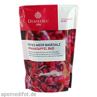 DermaSel Totes Meer Badesalz + Granatapfel SPA, 1 P, Fette Pharma GmbH
