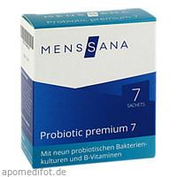 Probiotic premium 7 MensSana, 7X2 G, MensSana AG