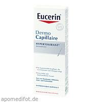 Eucerin DermoCapillaire Hypertolerant Shampoo, 250 ML, Beiersdorf AG Eucerin