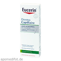 Eucerin DermoCapillaire Anti-Schuppen Gel Shampoo, 250 ML, Beiersdorf AG Eucerin