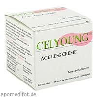 Celyoung Age Less Creme, 50 ML, Krepha GmbH & Co. KG