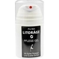 LITORAGE PFLEGE-GEL MIT SYLTER ROTALGEN EXTRAKT, 50 ML, Inwater Biotec GmbH
