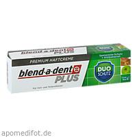 blend-a-dent Super-Haftcreme Duo Schutz, 40 Gramm, WICK Pharma - Zweigniederlassung der Procter & Gamble GmbH
