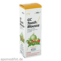 GC Tooth Mousse Tutti-Frutti, 40 G, Dent-O-Care Dentalvertriebs GmbH