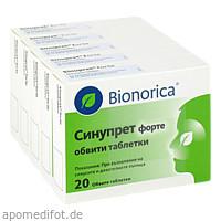 Sinupret forte Dragees, 100 Stück, Emra-Med Arzneimittel GmbH