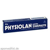 Physiolan weiche Zinkpaste, 20 G, Robugen GmbH Pharmazeutische Fabrik