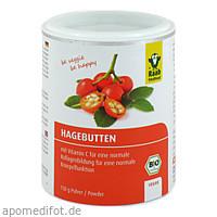 HAGEBUTTEN Biopulver, 150 G, Allpharm Vertriebs GmbH