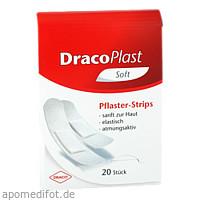 DracoPlast Soft Pflasterstrips sortiert, 20 ST, Dr. Ausbüttel & Co. GmbH
