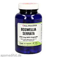 Boswellia Serrata 200mg GPH Kapseln, 120 ST, Hecht-Pharma GmbH