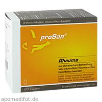 proSan Rheuma, 120 ST, Prosan Pharmazeutische Vertriebs GmbH