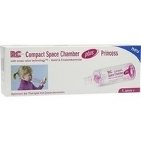 RC Space Chamber Compact Princess m.Mundst.ab 5 J., 1 ST, R.Cegla GmbH & Co. KG
