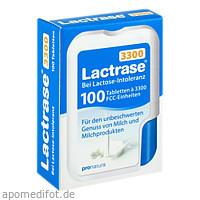 Lactrase 3300 FCC Tabletten im Klickspender, 100 ST, Pro Natura Gesellschaft Für Gesunde Ernährung mbH