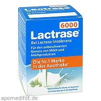 Lactrase 6000 FCC, 60 ST, Pro Natura Gesellschaft Für Gesunde Ernährung mbH