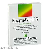Enzym-Wied N, 20 ST, Wiedemann Pharma GmbH