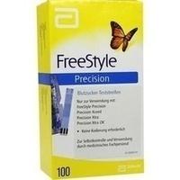 FreeStyle Precision Blutzucker-Teststr.o.Codieren, 100 ST, Eurimpharm Arzneimittel GmbH