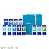 BIOCHEMIE Orthim Reiseapotheke 1-12 12x100 Tabl., 1 P, Orthim KG