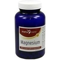 Meta Care Magnesium, 120 ST, INSTITUT ALLERGOSAN Deutschland (privat) GmbH