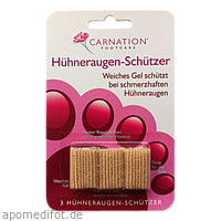 Carnation Hühneraugen-Schützer, 3 ST, Dr.Dagmar Lohmann Pharma + Medical GmbH