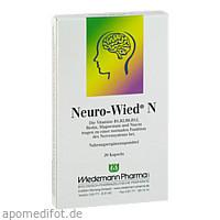 Neuro-Wied N, 20 ST, Wiedemann Pharma GmbH