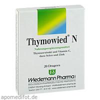 Thymowied N, 20 ST, Wiedemann Pharma GmbH