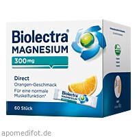 Biolectra Magnesium Direct Orange, 60 ST, Hermes Arzneimittel GmbH