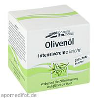 Olivenöl Intensivcreme leicht, 50 ML, Dr. Theiss Naturwaren GmbH