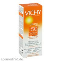 VICHY Capital Soleil Sonnen-Fluid LSF 50, 50 ML, L'oreal Deutschland GmbH