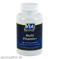 ViaVitamine Multivitamin + Mineral A-Z, 100 ST, Apotheken Marketing Partner AG
