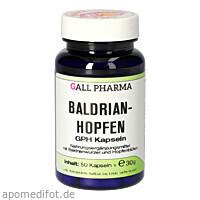 Baldrian-Hopfen GPH Kapseln, 50 ST, Hecht-Pharma GmbH
