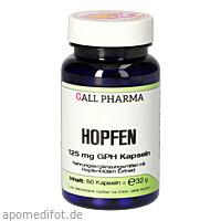 Hopfen 125 mg GPH Kapseln, 60 ST, Hecht-Pharma GmbH