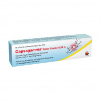 Capsagamma Dolor Creme 0.05%, 40 G, Wörwag Pharma GmbH & Co. KG