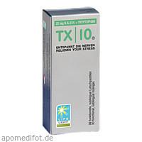 TX10 22mg N.A.D.H.+TRYPTOPHAN, 30 ST, Apozen Vertriebs GmbH