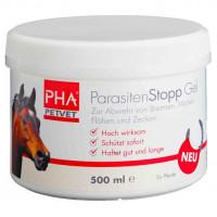 PHA ParasitenStopp Gel für Pferde, 500 ML, PetVet GmbH