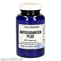 Antioxidantien Plus GPH Kapseln, 180 ST, Hecht-Pharma GmbH