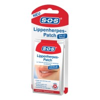 SOS Lippenherpes-Patch, 12 ST, DISTRICON GmbH