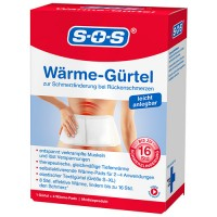 SOS Wärme-Gürtel, 1 ST, DISTRICON GmbH
