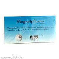 Magnetpflaster je 600 Gauss+Anleitung, 10 ST, Megadent Deflogrip Gerhard Reeg GmbH