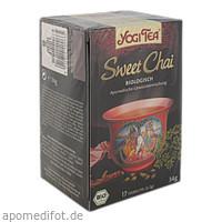 YOGI TEA SWEET CHAI BIO, 17X2 G, Taoasis GmbH Natur Duft Manufaktur
