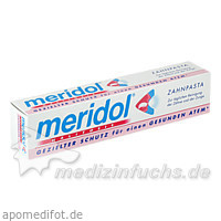MERIDOL Halitosis Zahnpasta, 75 ML, Cp Gaba GmbH